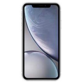 iPhone XR Blanc 128GB reconditionné Grade A