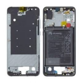 Châssis complet + batterie d'origine Huawei P20 Bleu