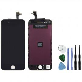 Vitre + écran de remplacement iPhone 6 noir