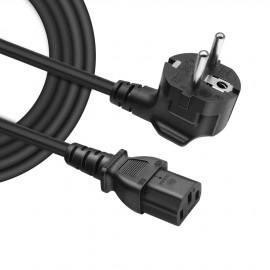 Câble d'alimentation 3 pôles 1,5 mètre