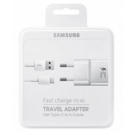 Chargeur complet USB-C d'origine Samsung avec packaging