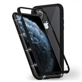 Coque intégrale magnétique noire iPhone 11 Pro