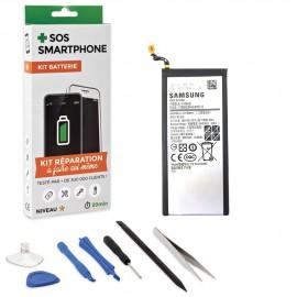 Kit réparation batterie Galaxy S7 Edge
