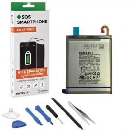 Kit réparation batterie Galaxy A7 2018