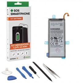 Kit réparation batterie Galaxy A6 2018
