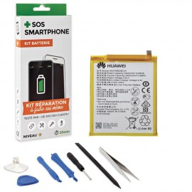 Kit réparation batterie Huawei P9 / P9 Lite / P9 Lite 2017 / P Smart / Y7 2018