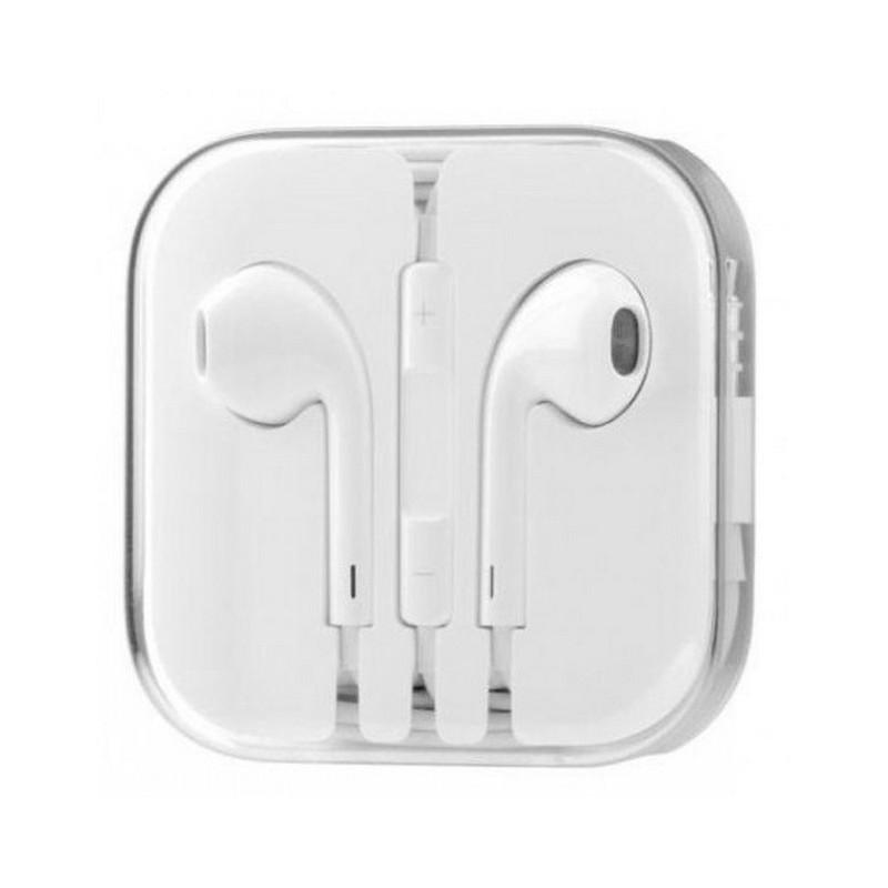 kit pi ton earpods iphone blanc pas cher tout pour phone. Black Bedroom Furniture Sets. Home Design Ideas