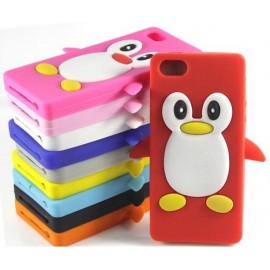 Coque Pingouin iPhone 5