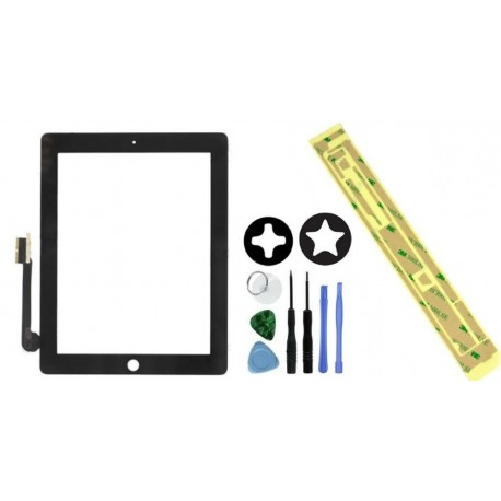 Vitre tactile iPad 4 + Outils