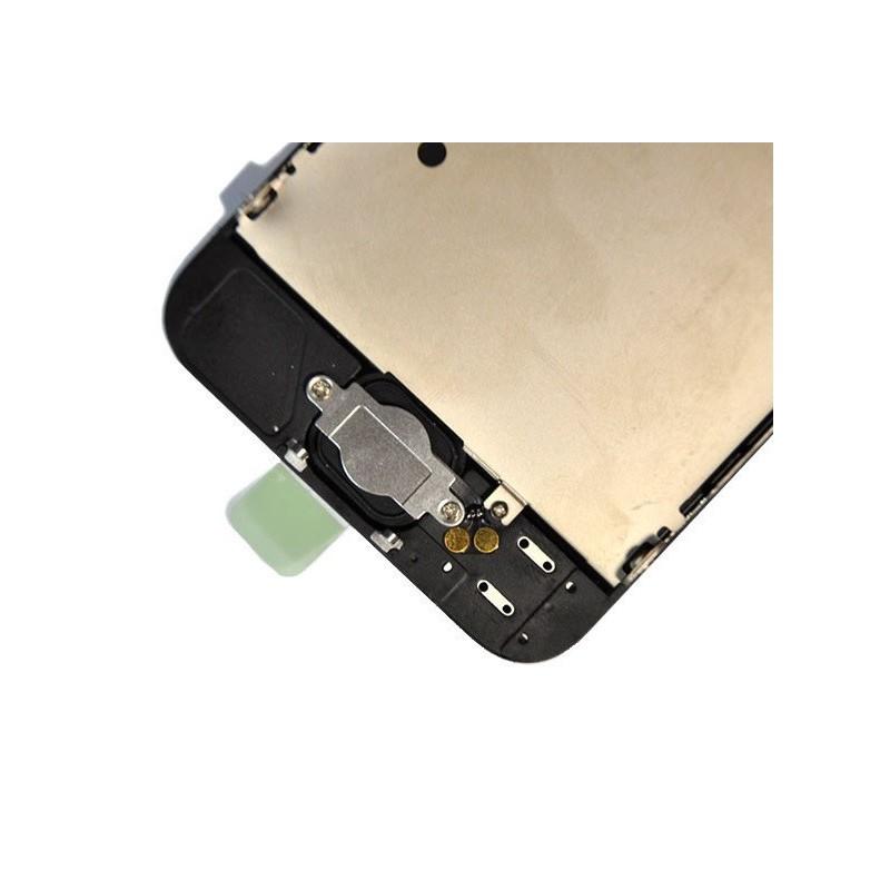 Ecran complet de remplacement iphone 5 noir tout pour phone for Ecran photo noir iphone 5