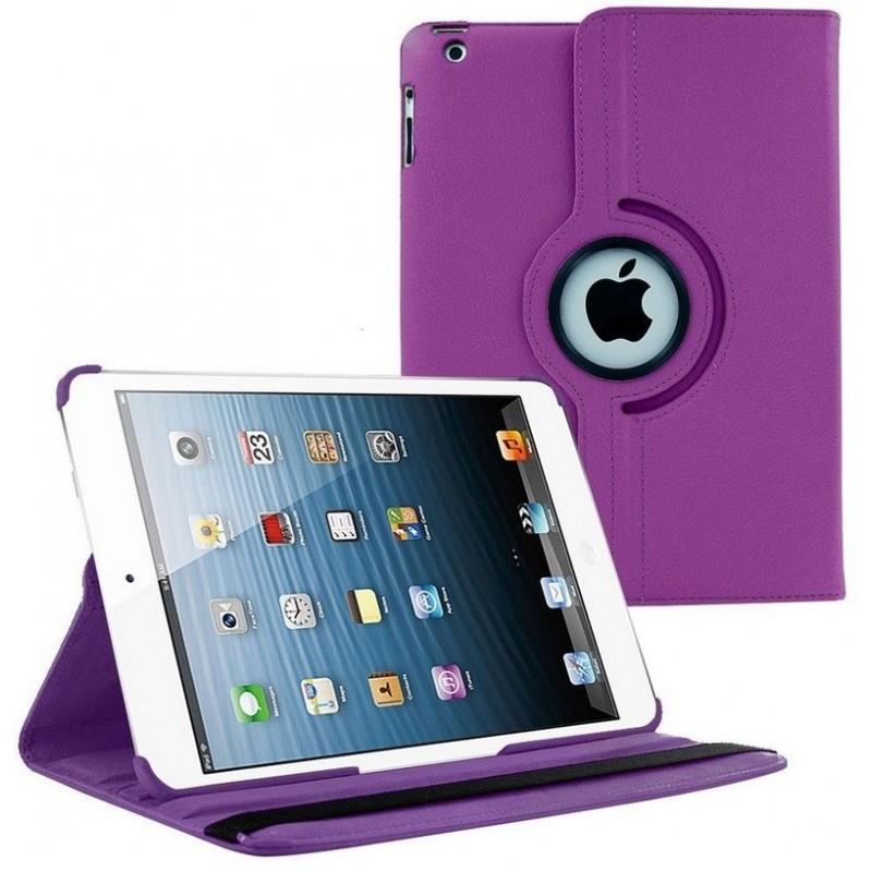 etui cuir 360 pour ipad air ipad 5 tout pour phone. Black Bedroom Furniture Sets. Home Design Ideas