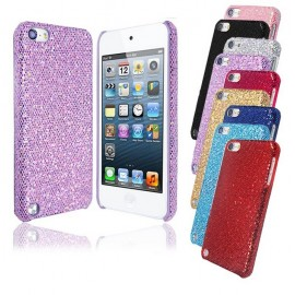 Coque strass Disco iPhone 5/5S/SE