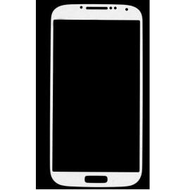 Vitre tactile seule Samsung S4 i9505 blanc