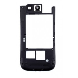 Châssis arrière noir Samsung Galaxy S3 i9300