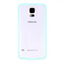 Coque Bumper Samsung Galaxy S5 bleu