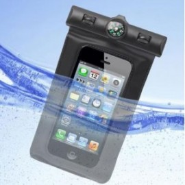 Housse Waterproof pour Smartphone iPhone, iPod, Samsung