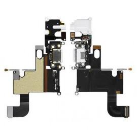 Connecteur de charge iPhone 6 - Blanc