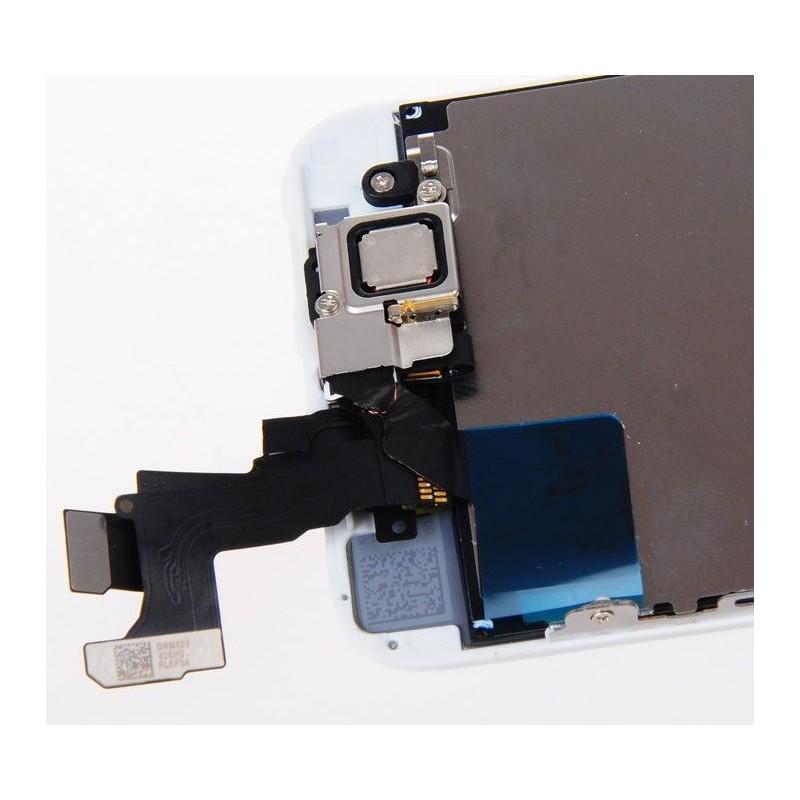 ecran complet de r paration iphone 5s blanc outils tout pour phone. Black Bedroom Furniture Sets. Home Design Ideas