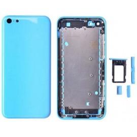 Coque arrière bleu ciel pour iPhone 5C