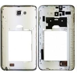 Châssis arrière blanc Samsung Galaxy Note 1