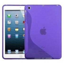 Housse S-Line iPad 2/3/4 violet
