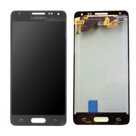 Ecran complet d'origine Samsung Galaxy Alpha Noir