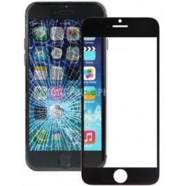 Vitre seule noire iPhone 6 Plus
