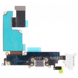 Connecteur de charge iPhone 6 Plus Blanc