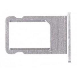 Tiroir nano sim blanc iPhone 6 Plus
