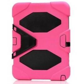 Coque antichoc rose iPad 2 / 3 / 4