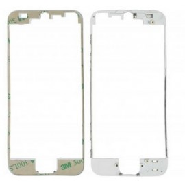Chassis intermédiaire blanc iPhone 5s