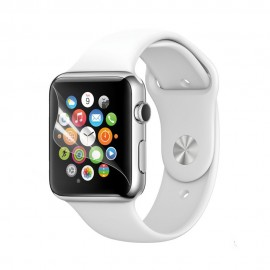 Film de protection pour Apple Watch 38mm Transparent
