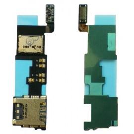Lecteur Sim et SD Samsung Galaxy Note 4