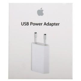 Chargeur secteur 5W d'origine Apple avec packaging