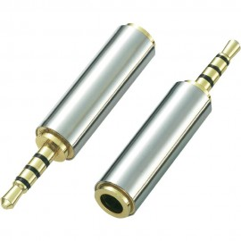 Adaptateur jack 3.5mm to 2.5mm