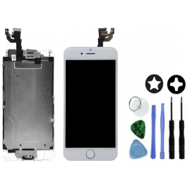 Ecran complet iPhone 6 Blanc + outils
