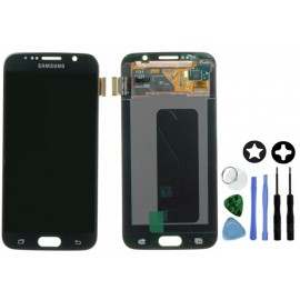 Ecran complet d'origine Samsung Galaxy S6 Noir + Outils
