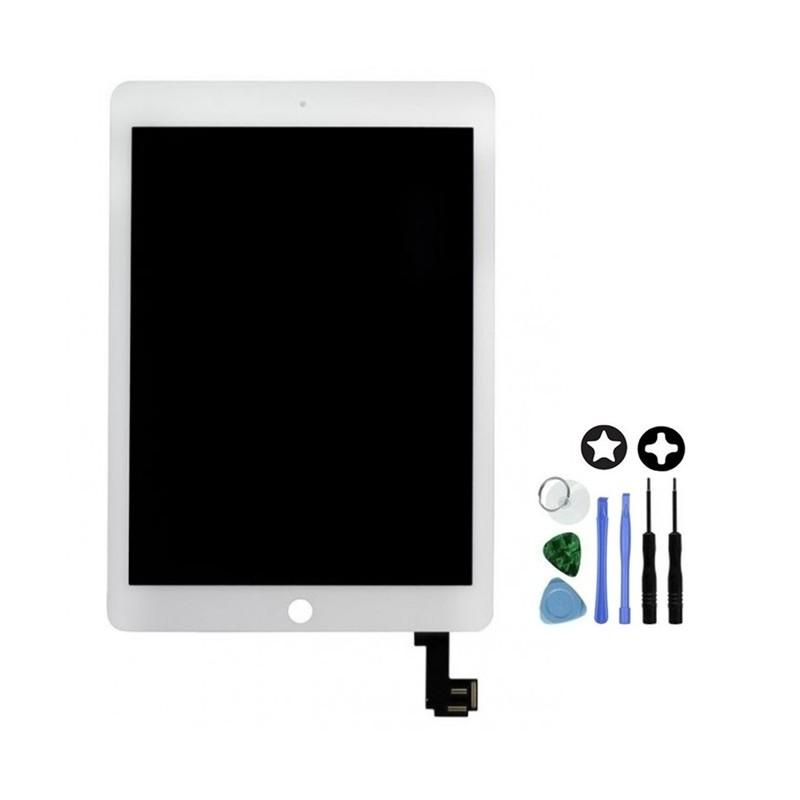 ecran assembl ipad air 2 blanc qualit premium pas cher. Black Bedroom Furniture Sets. Home Design Ideas