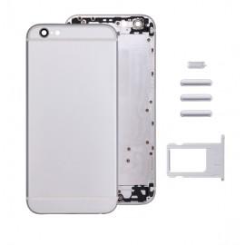 Coque arrière de remplacement iPhone 6 Plus Argent