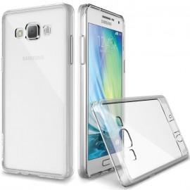 Coque silicone Samsung Galaxy A5 Transparent