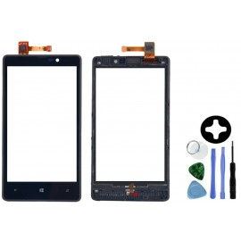 Vitre avec châssis Nokia Lumia 820