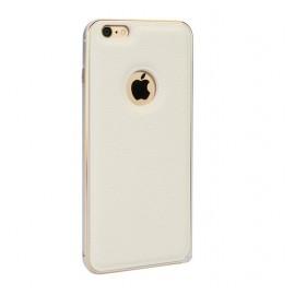 Coque bumper haut de gamme iPhone 5/5s Blanc