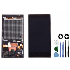 Ecran complet Nokia Lumia 830 Noir OEM