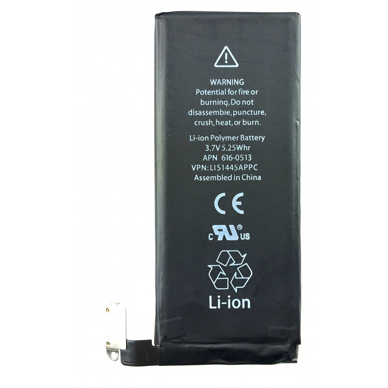 batterie interne iphone 3gs originale apple 3.7 v