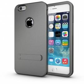 Coque métal support vidéo Gris Sidéral iPhone 6 Plus / 6s Plus