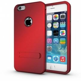 Coque métal support vidéo Rouge iPhone 6 Plus / 6s Plus