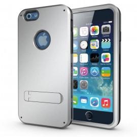 Coque métal support vidéo Gris Clair iPhone 6 Plus / 6s Plus