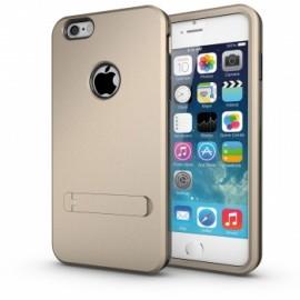 Coque métal support vidéo Gold iPhone 6 Plus / 6s Plus